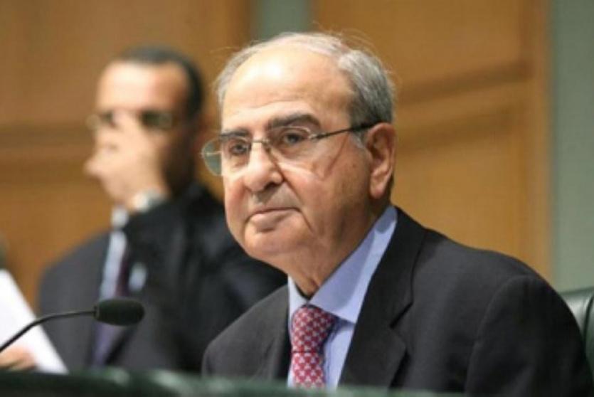 رئيس وزراء الأردن الاسبقطاهرالمصري